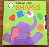 img - for Turn and Learn SHAPES book / textbook / text book