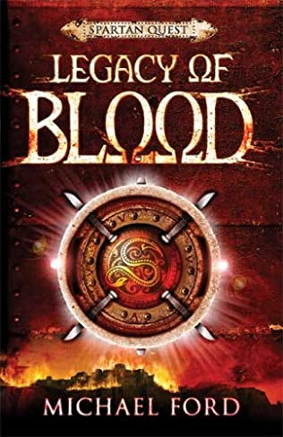 book cover of Legacy of Blood