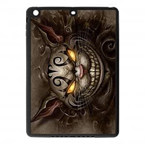 Alice In Wonderland Cheshire Cat TPU Back Protective Case for Ipad Air FC-3