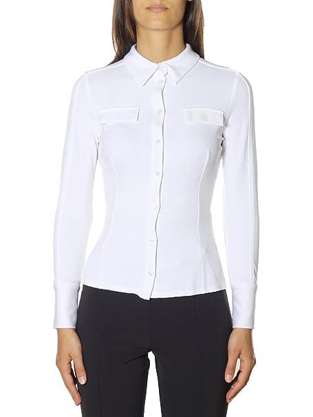Elisabetta Franchi Camisa Mujer Oto?o/Invierno 2018/2019 Mainapps: Amazon.es: Ropa y accesorios