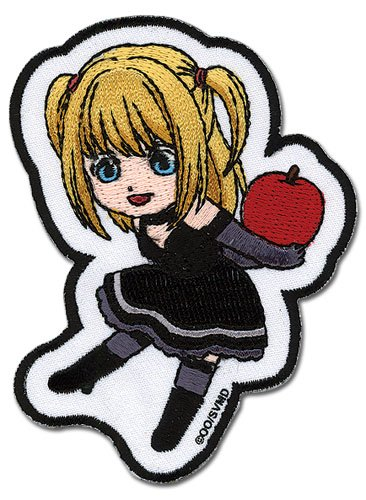 Death Note: Chibi Misa with Apple Anime Patch