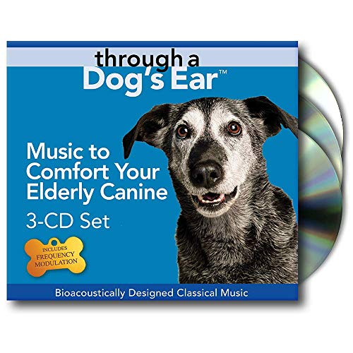 Comfort Your Elderly Canine Series (3 CD set)