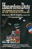 img - for Hazardous Duty by John Singlaub (1992-09-01) book / textbook / text book