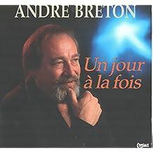 Andre Breton: Un Jour A La Fois LP VG++/NM Canada Contact CD-507