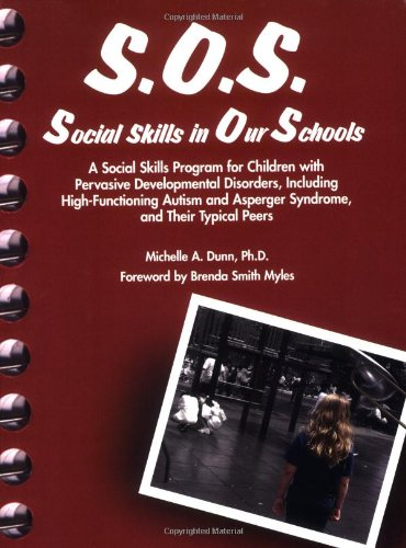 S O S Social Skills Schools High Functioning product image