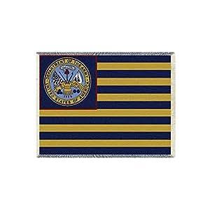 Army Flag Throw