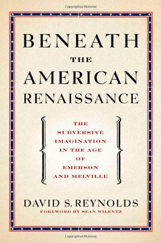Beneath the American Renaissance: The Subversive Imagination in the Age of Emerson and Melville ebook