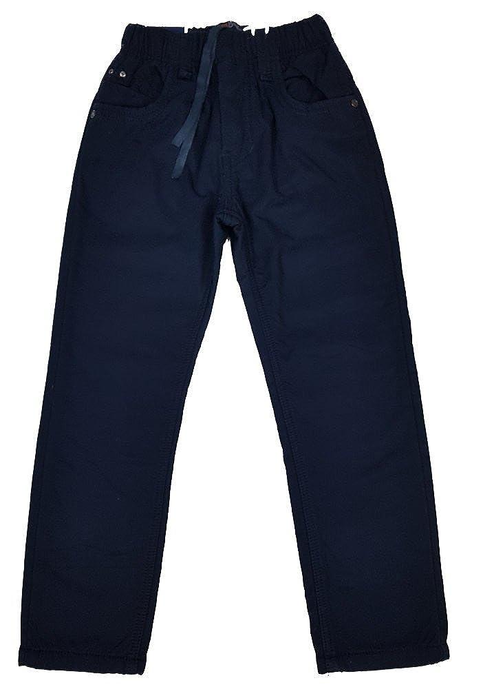 Fashion warme Jungen Stretch Thermohose, gefütterte Winterhose, JT5871e gefütterte Winterhose