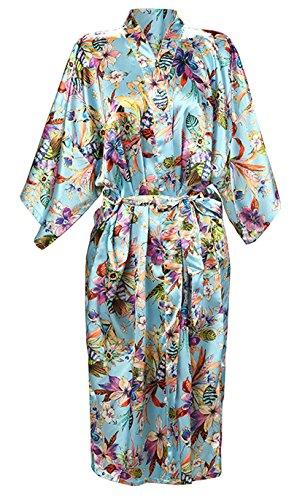 Floral Vintage Robe - 9
