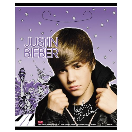 ShindigZ Loot Bags - Justin Bieber by - Online Justin