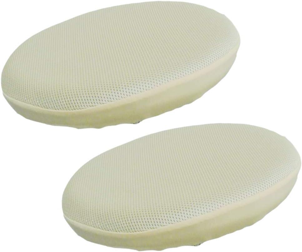 "Blesiya Non-slip Bar Stool Cover Slipcover Round Chair Seat Cushion 12-15/"""