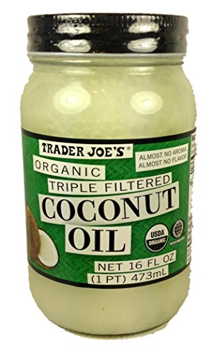Trader Organic Triple Filtered Coconut product image
