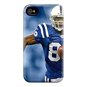 Fashionable Style Cases Covers Skin For Iphone 4/4s- Indianapolis Colts