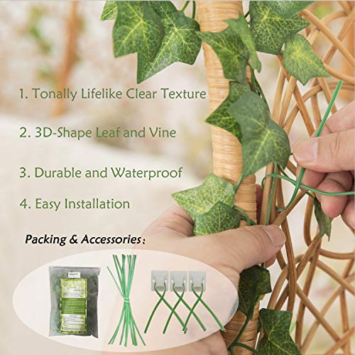 Buy faux ivy garland