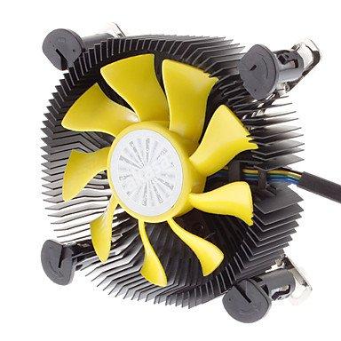 Lga775 Mini Itx Motherboard (LWWAK-CC7118HP01 Low Profile Cooler for mini-ITX and micro- ATX Cases Intel LGA775/1155/1156)