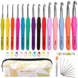 BCMRUN Crochet Hooks Set,14 PCS