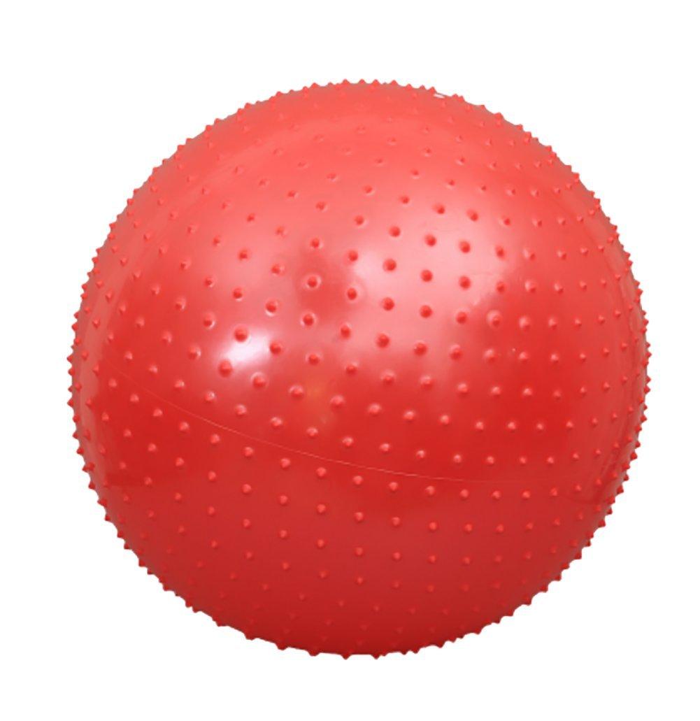 RUIX Gymnastikball Fitness-Ball, (Berstsicher, Fitness-Ball, Gymnastikball Sitzball, Yogaball, Pilates-Ball, Balance) 0bee5b