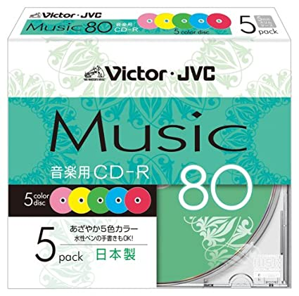 Amazon com: [Value Set], Victor, [Made In Japan] music CD-R Pack of