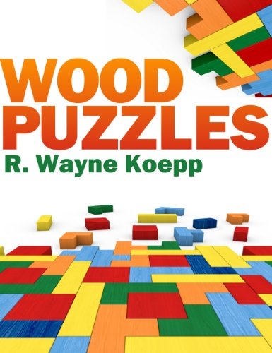 Wood Puzzles by [Koepp, R Wayne]