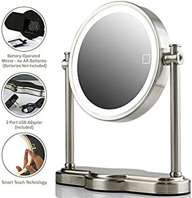 Floxite Daylight 1x 10x Cosmetic Mirror Mirror Ideas