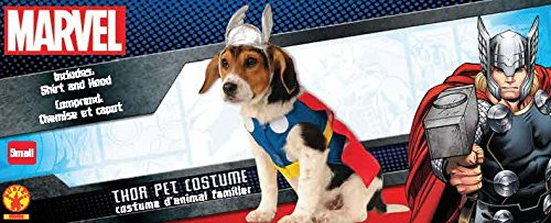 Rubie's Marvel Universe Thor Pet Costume, Medium by Rubie's (Image #2)