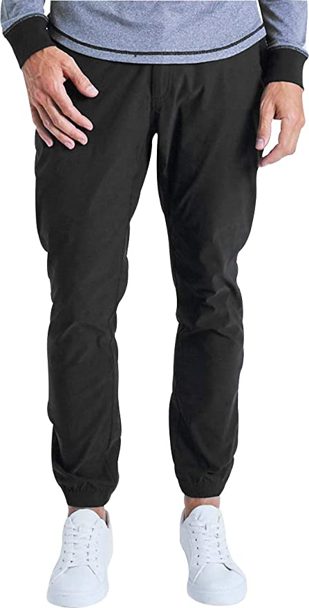 Ohmme Voyager Mens Yoga Pants Grey