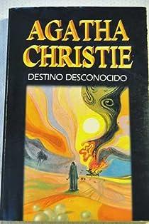 Destino desconocido par Christie