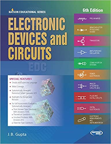 Buy Electronic Devices and Circuits Book Online at Low Prices in