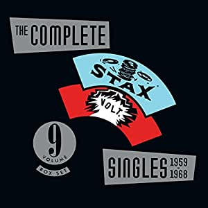 The Complete Stax/Volt Singles (1959-1968) (9CD Box Set Reformat)