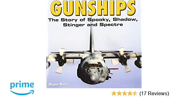 Gunships: The Story of Spooky, Shadow, Stinger and Spectre: Wayne