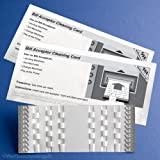 Bill Acceptor Cleaning Cards featuring Waffletechnology with Miracle Magic (660)