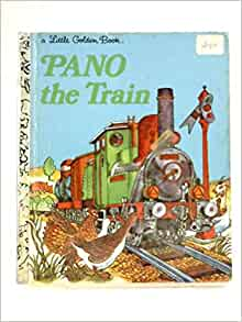 Pano the Train: Sharon Holaves, Giannini: 9780307021397