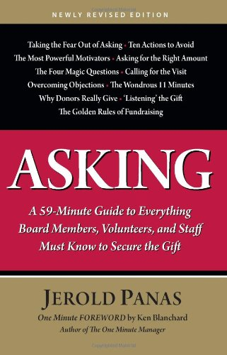 Asking: A 59-minute Guide to Everything Board Members,...