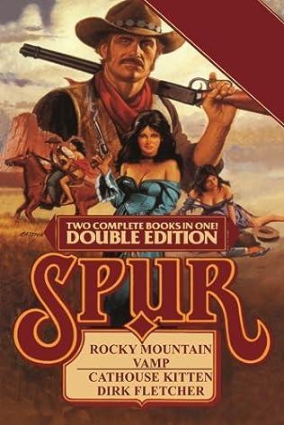 book cover of Rocky Mountain Vamp / Cathouse Kitten