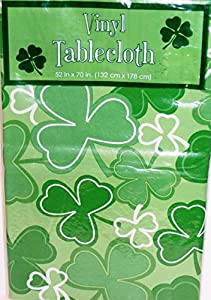 Amazon Com St Patricks Day Festive Shamrock Print Vinyl