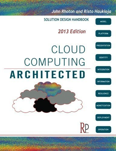 Cloud Computing Architected: Solution Design Handbook by Rhoton, John, Haukioja, Risto unknown Edition [Paperback(2011)]