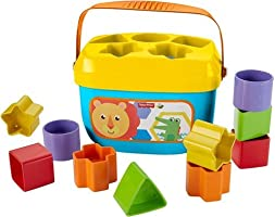 Fisher Price Playset Primeros Bloques del Bebé