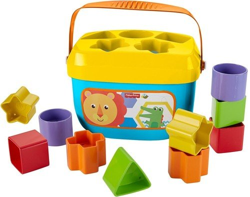 Fisher-Price Baby's First Blocks by Fisher-Price