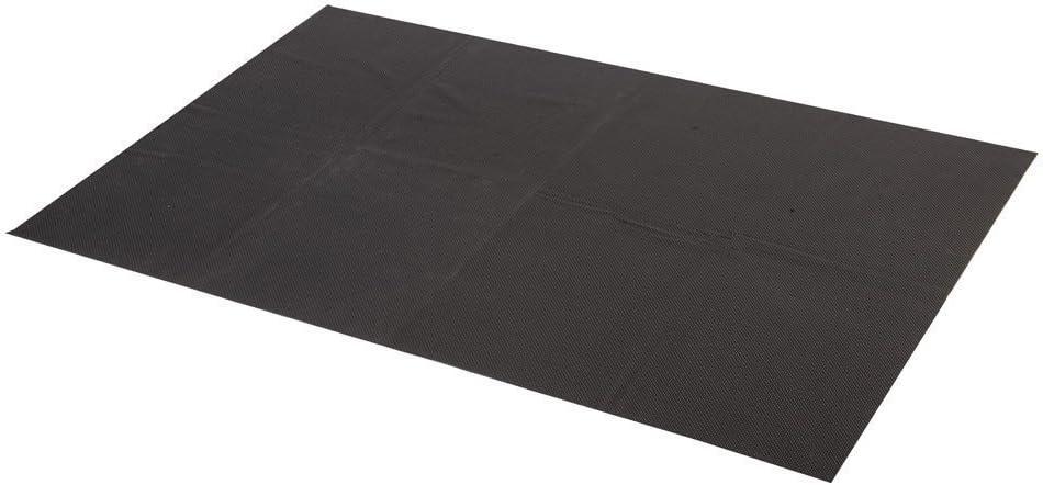 Antirutschmatte Für Kfz Kofferraum 90x60cm Schmutzfangmatte Schwarz Geschlossen Auto