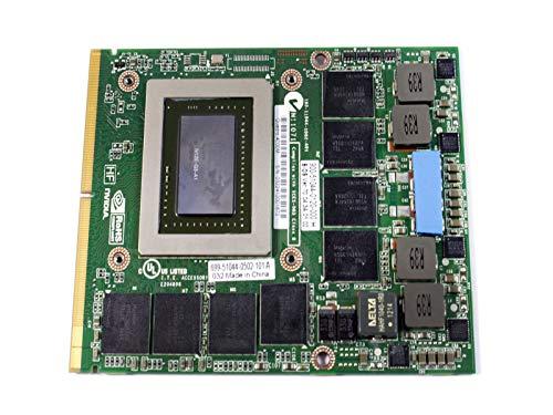 کارت گرافیک NVIDIA Quadro 4000M N12E-Q3-A1 2 GB GDDR5 MXM 3.0B