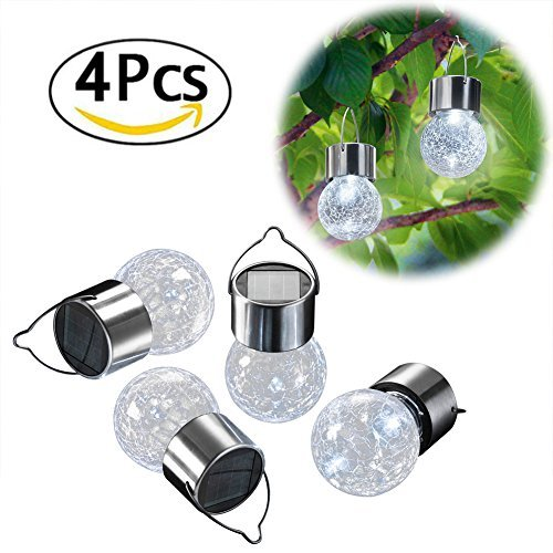 Hanging Outdoor Lights For Trees - 3