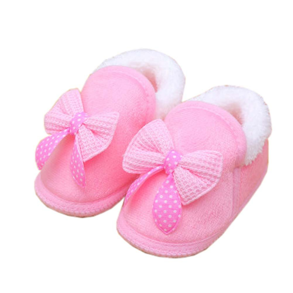 Amazon.com : Cute Newborn Baby Boy Girls Shoes Toddler Booties
