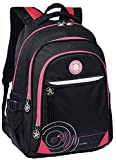 Large Space Double Shoulders Backpack for Middle School Student