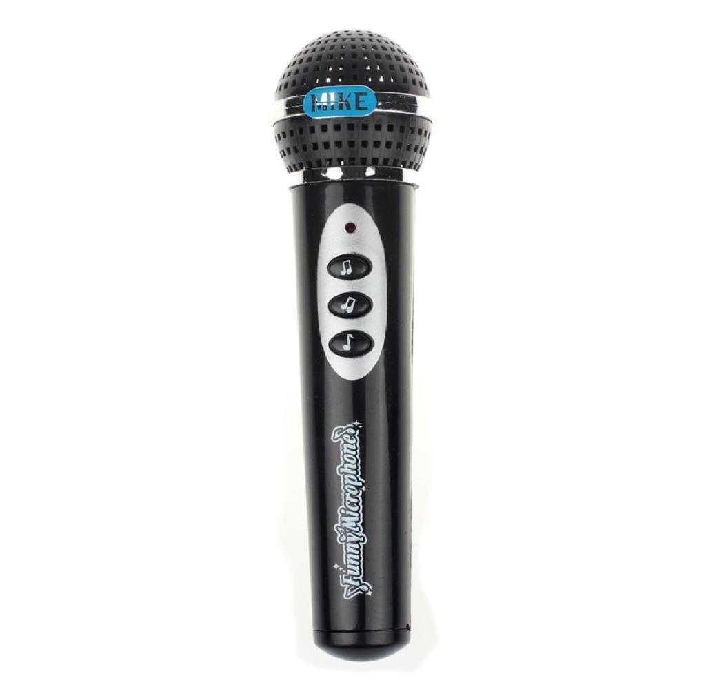 Singleluci Girls Boys Microphone Mic Karaoke Singing Funny Music Toy
