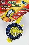 Kite Reel Winder w/Safety Brake & 300' 50lb Test Nylon Twine