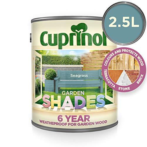 (Cuprinol Garden Shades 2.5L Seagrass )