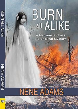 book cover of Burn All Alike