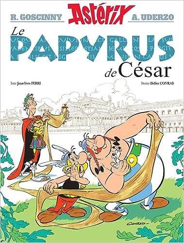 En ligne téléchargement Astérix - Tome 36 - Le Papyrus de César pdf