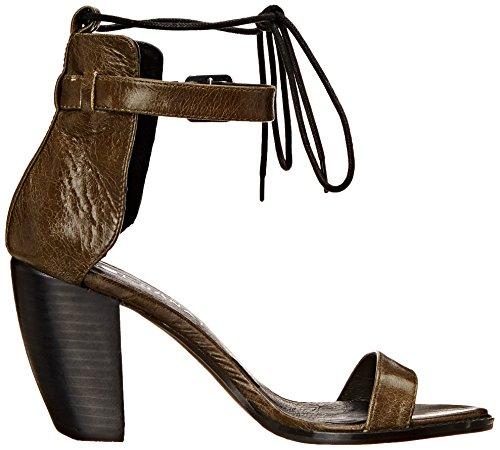 Pump Leather Sol Moss Tally II Sana Women's Dress w00XqPS