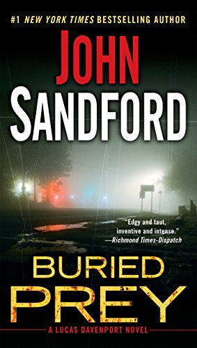 Buried Prey (The Prey Series Book 21) cover